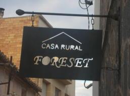 Casa Foreset (ATUREBRE. Associació Turisme Rural Comarques de l´Ebre)