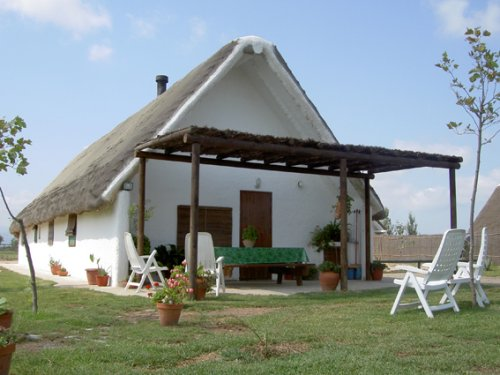 Barraca Gran (ATUREBRE. Associació Turisme Rural Comarques de l´Ebre)