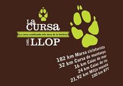 XXI Cursa del LLop - Iltirca 2013. Mitja marató - Pujada a Caro
