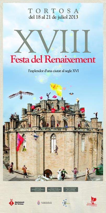 ATUREBRE. Associació Turisme Rural Comarques de l´Ebre > activitats > FESTA DEL RENAIXEMENT DE TORTOSA