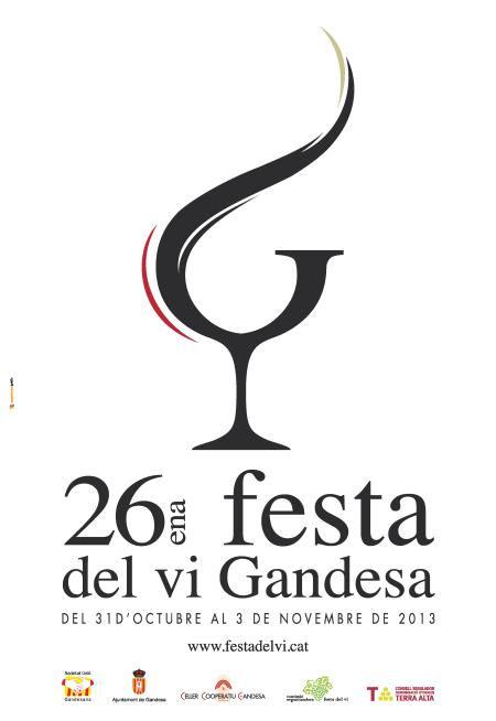 ATUREBRE. Associació Turisme Rural Comarques de l´Ebre > activitats > 26ena FESTA DEL VI DE GANDESA. DEL 31 D´OCTUBRE AL 3 DE NOVEMBRE