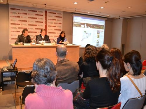 ATUREBRE. Associació Turisme Rural Comarques de l´Ebre > notícies > Es presenta una innovadora aplicació d´itineraris 3D dels Parcs de Catalunya
