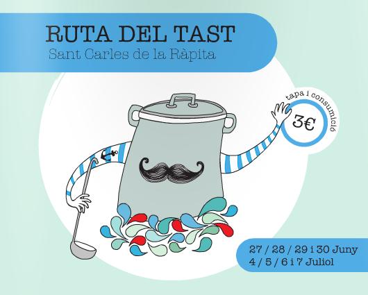 ATUREBRE. Associació Turisme Rural Comarques de l´Ebre > activitats > Assoma´t a la Ràpita, ruta del tast.